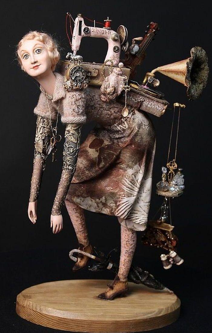 Театральная кукла.