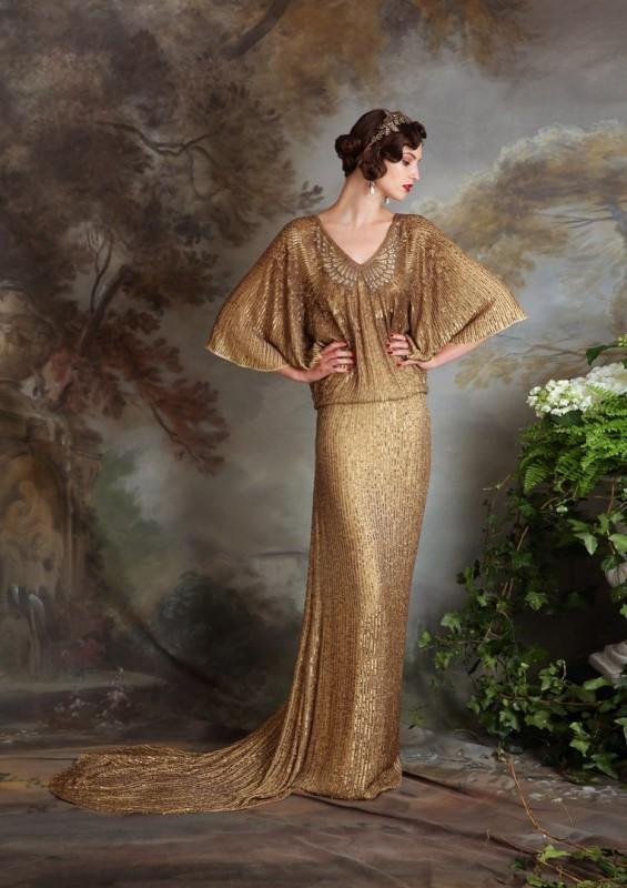 Модели коллекции Eliza Jane Howell