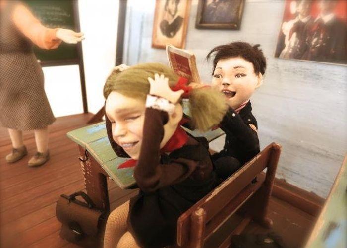 Куклы мастера Елены Злоказовой