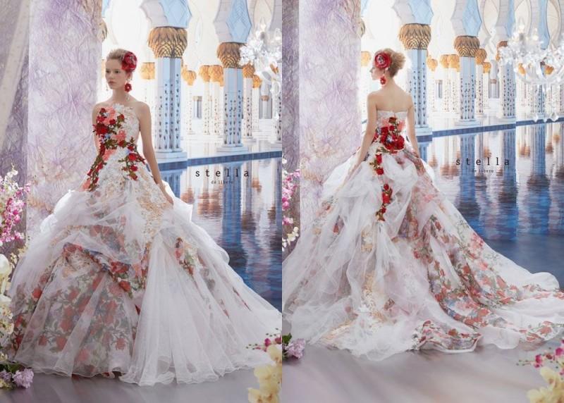 Прекрасные платья Stella De Libero
