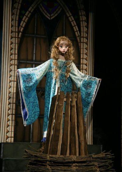 Элиза из Ижевского театра кукол