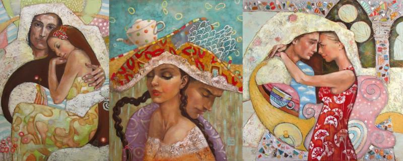 Марианна Калачева (Mariana Kalacheva) - болгарский художник
