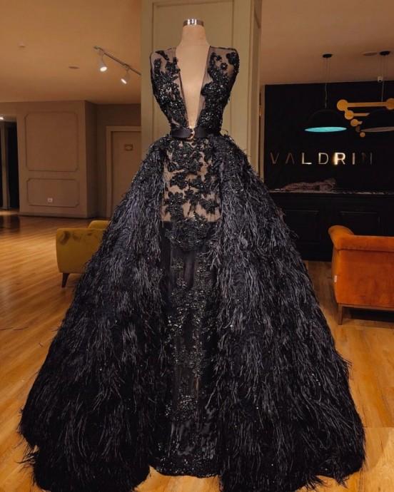 Безумно роскошные платья