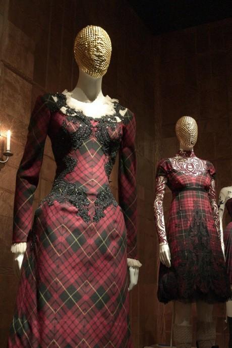 Alexander McQueen Savage Beauty Exhibition