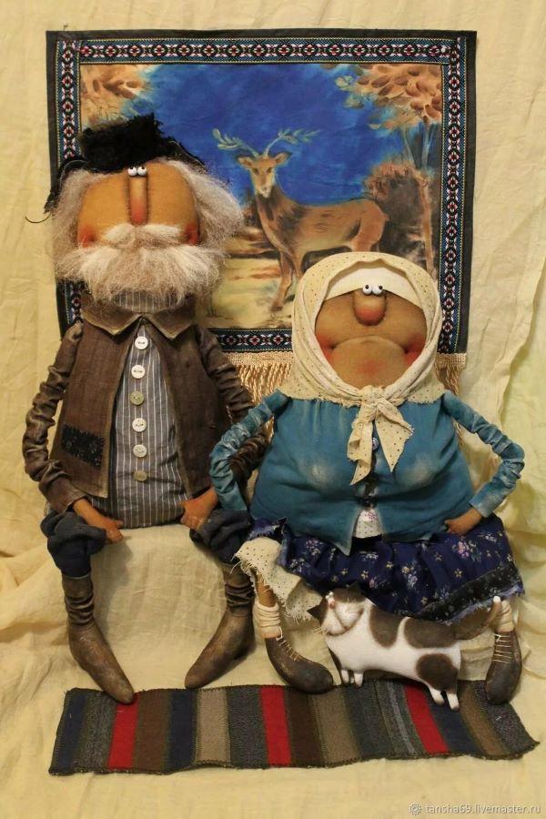 Куклы Татьяны Козыревой