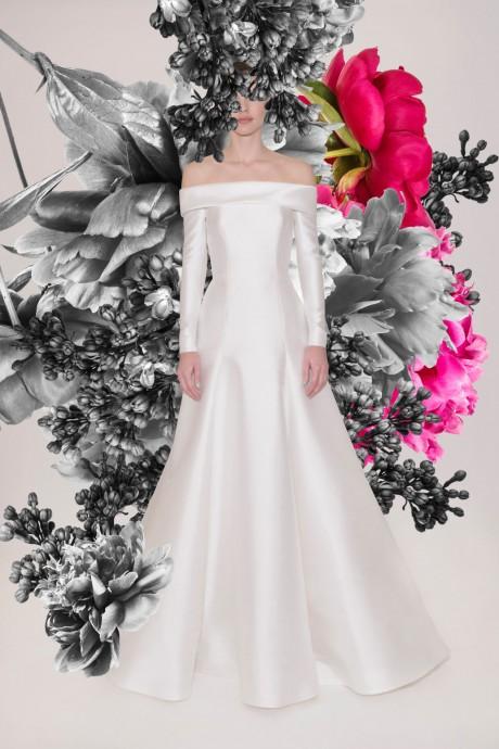 Reem Acra Bridal Весна-Лето 2021