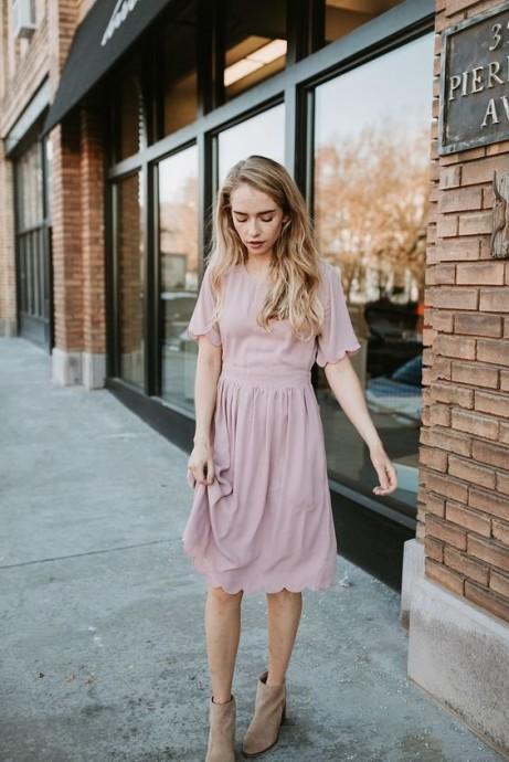 Эти розовые платья - великолепные
