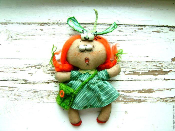 Кукла Нюша