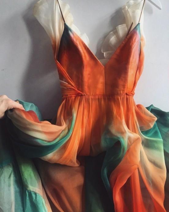 Красивые и летящие платья