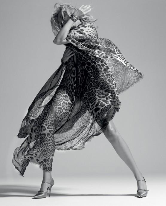 Tereza Maxova for Vogue Czechoslovakia by Bryan Adams