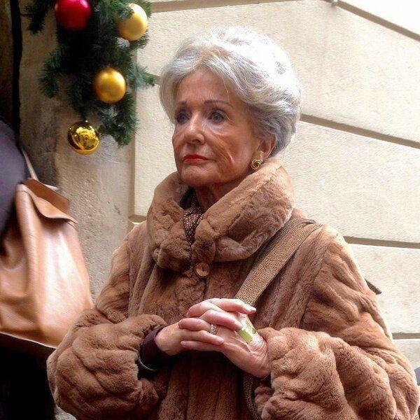 Итальянские бабушки модницы
