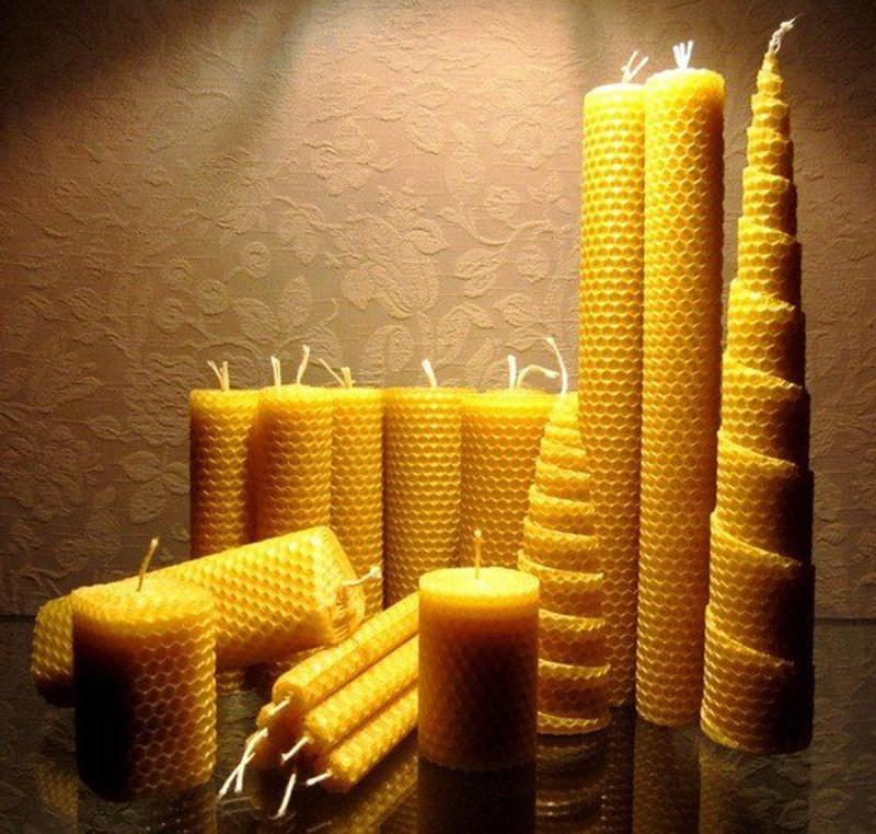 Свечи громницы