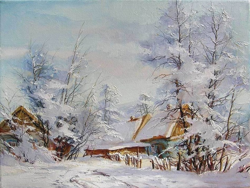 Художник Алексей Жемчужников