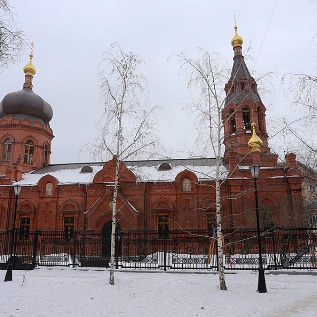Церковь Благовещения на Матросской тишине
