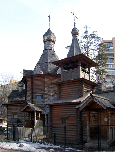 Храм Благовещения на Енисейской улице