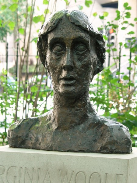 Virginia_Woolf,_Tavistock_Square,_London