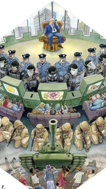 Цели мирового гегемона США. Вопрос американского лидерства.