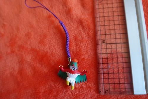 hawlucha key chain x 1