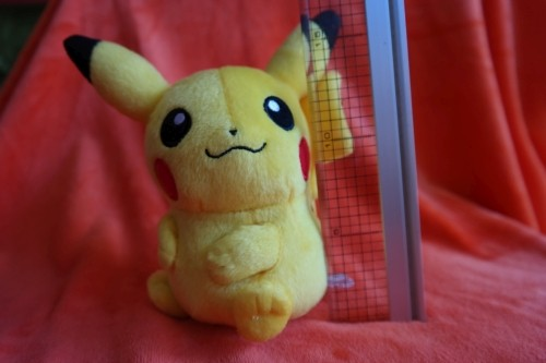 pikachu plush x 1