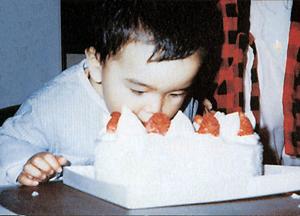 Jun petit cake