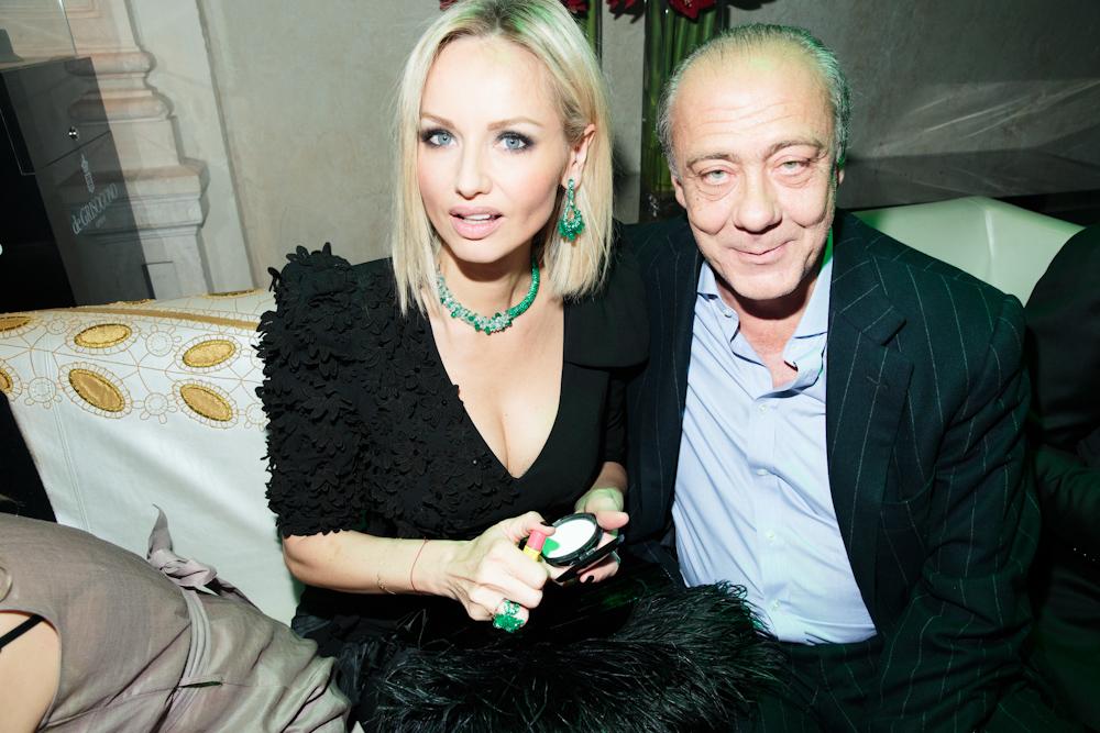 Adriana Carambeau and Fawaz Gruosi (1)
