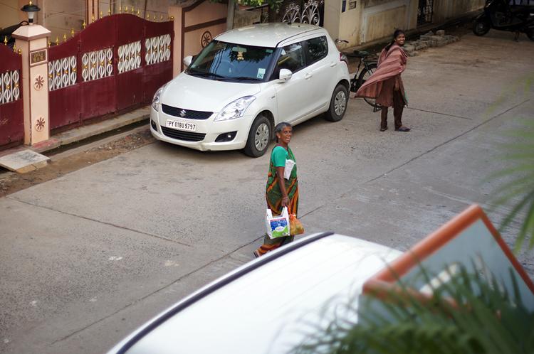 Один будний день индийской жены. 35