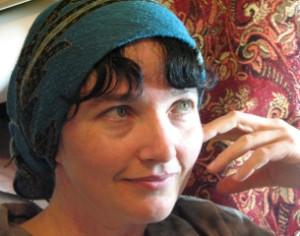 Анна Лихтикман — умница, красавица, да и пишет еще,  как рисует...