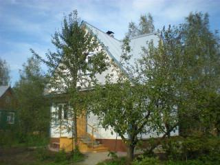 Наш новый домик - лето 2008
