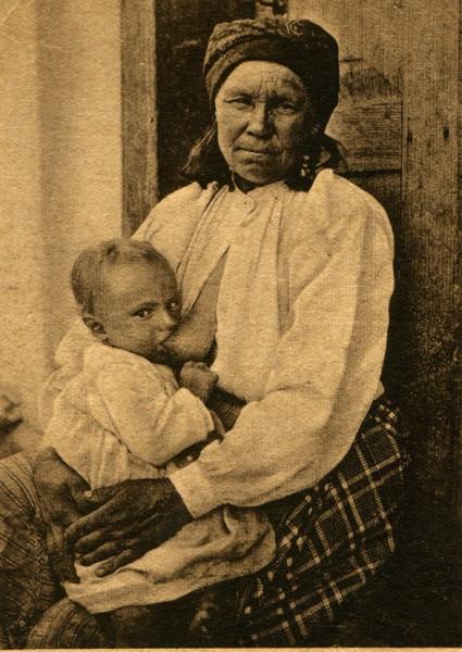 украина немолодая мама