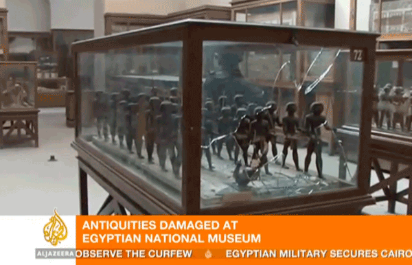 Фигурки Нубийских солдат