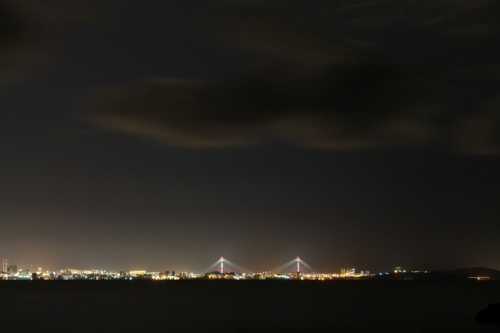 Владивосток ночь