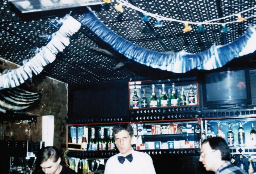 Бар первого российского рок клуба