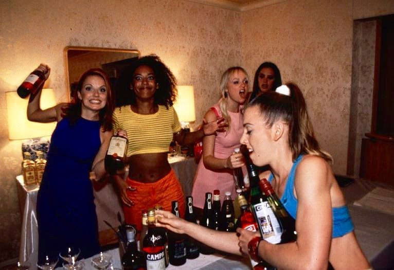 Spice Girls, 1996