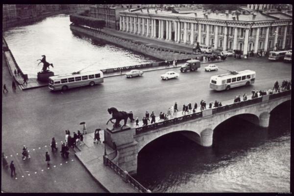 Страшная тайна Аничкиного моста