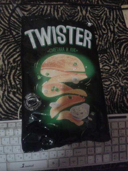 TWISTER для Тунеядца