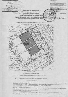 План объекта культурного наследия - восточных полусараев