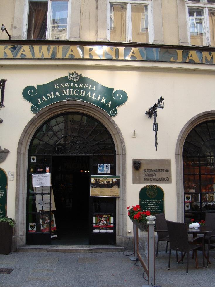 Krakow-kawyarnya-Jama-Michalika