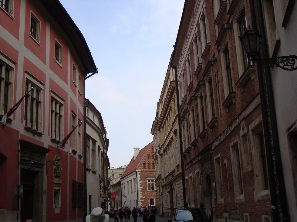 krakoww-ulica-Kanonicza-hotel-copernicus