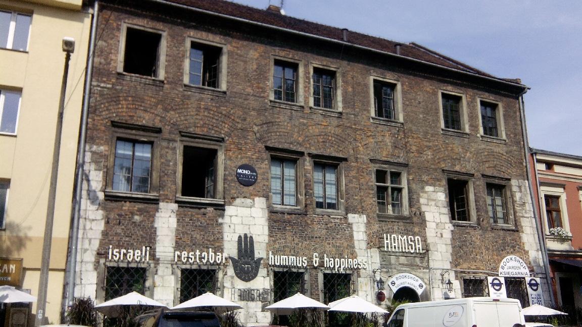 krakow-Kazimierz-restaurant