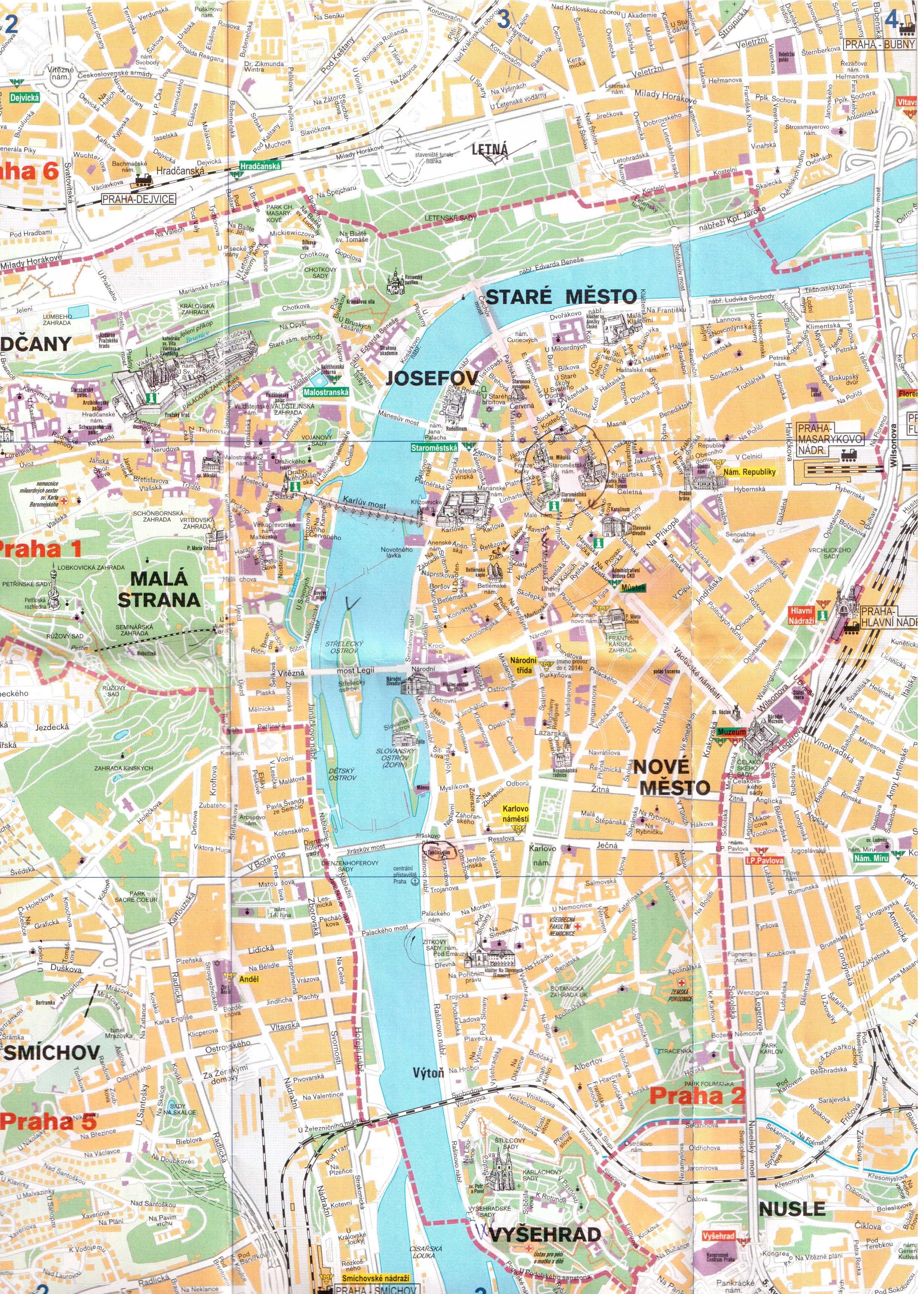 Praga-Prague-marshrut-chto-posmotret-1-den