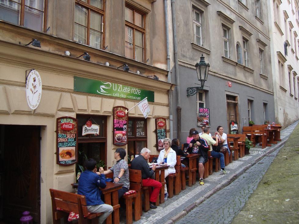 Praga-grdchani-cafe-u-zlata-rosa