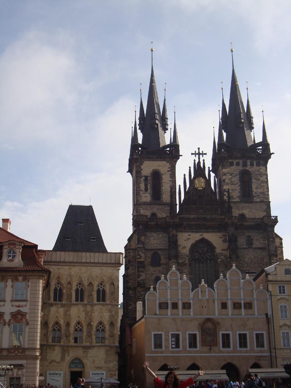 krakow-kostel-glavna-ploscha