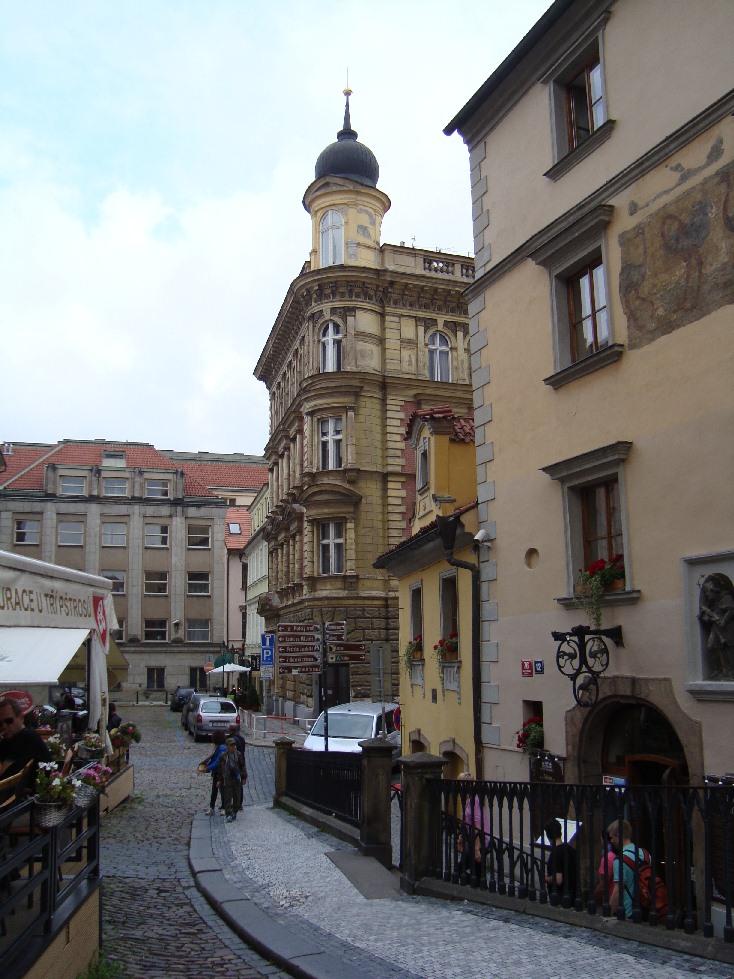 Praga-ulochki