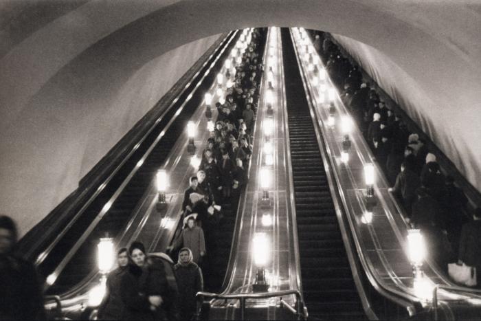 "Станция метро ""Таганская"", фото из https://moscowchronology.ru/photo_60s.html"