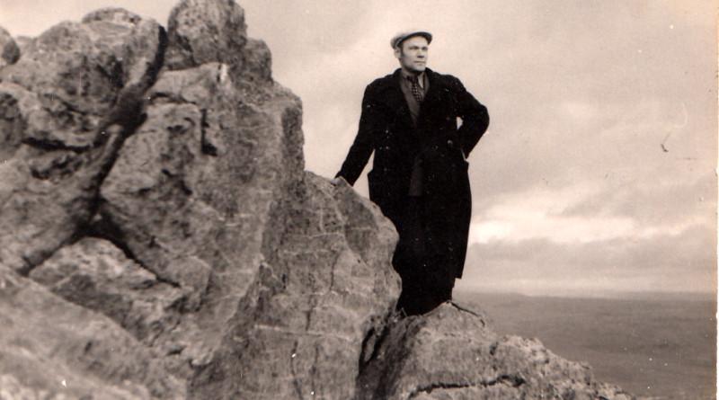 Папа, Кантаги, 1951 год.