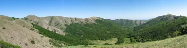 долина ай-серез