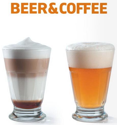 """...в городе Херши. утреннего напитка с...  """"Для меня это выглядело как соединение моего любимого."""