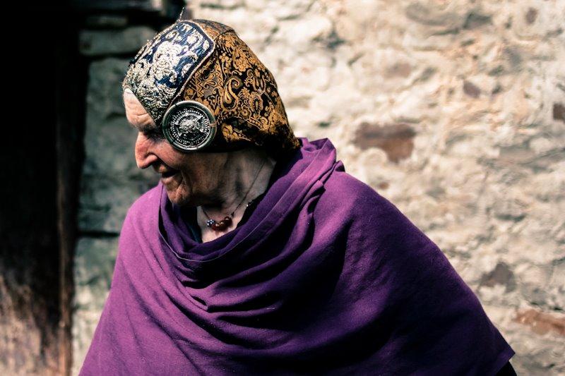 Бабушка из Гента