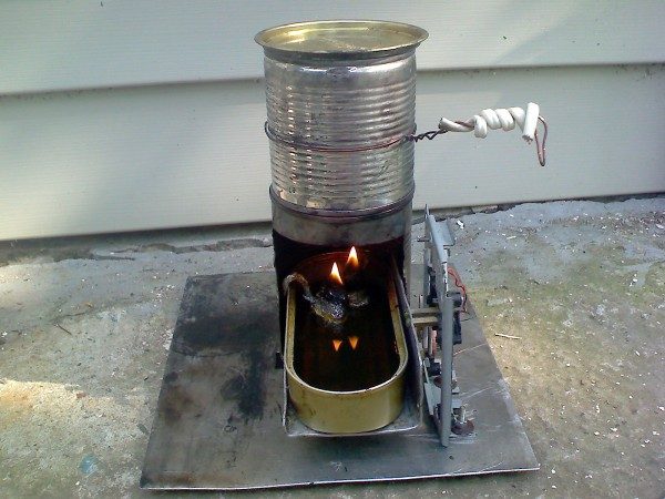термо-генератор