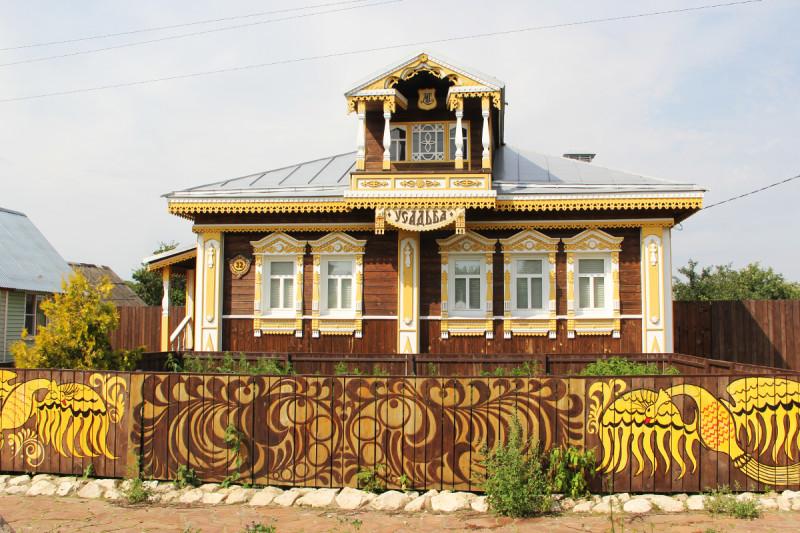 Мини-гостиница в деревне Черниж